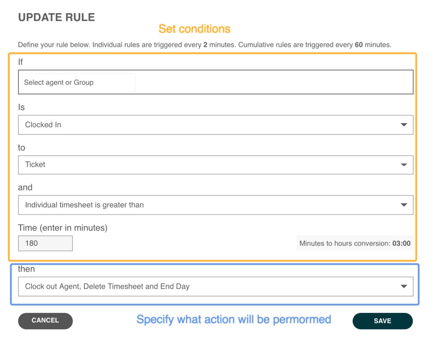 rules tymeshift